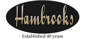 Logo tuincentrum Hambrooks Landscape and Garden Centre