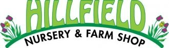 Logo tuincentrum Hillfield Nursery