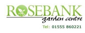 Logo tuincentrum Rosebank Garden Centre