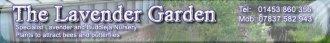 Logo tuincentrum Lavender Garden