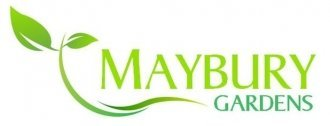 Logo tuincentrum Maybury Gardens
