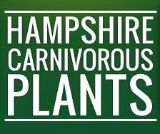 Logo tuincentrum Hampshire Carnivorous Plants