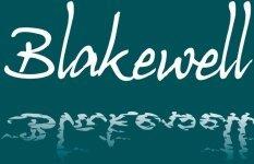 Logo tuincentrum Blakewell Fisheries