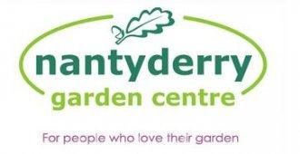 Logo tuincentrum Nantyderry Garden Centre
