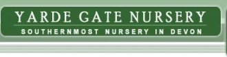 Logo tuincentrum Yarde Gate Nursery