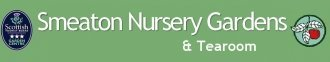Logo tuincentrum Smeaton Nursery & Tearoom