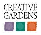 Logo tuincentrum Creative Gardens Donaghadee
