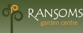 Logo tuincentrum Ransoms Garden Centre