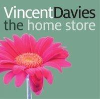 Logo tuincentrum Vincent Davies Garden Centre