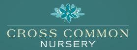 Logo Cross Common Nursery