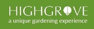 Logo tuincentrum Highgrove Garden Centre