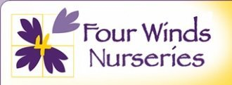 Logo tuincentrum Four Winds Nurseries
