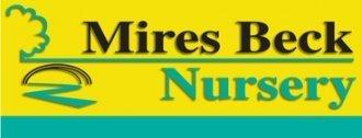 Logo tuincentrum Mires Beck Nursery