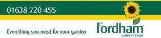 Logo tuincentrum Fordham Nursery & Garden Centre