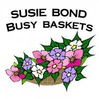 Logo tuincentrum Susie Bond