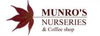 Logo tuincentrum Munro's Nurseries