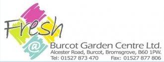 Logo tuincentrum Burcot Garden Centre