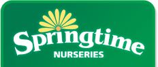 Logo tuincentrum Spring Time Nurseries