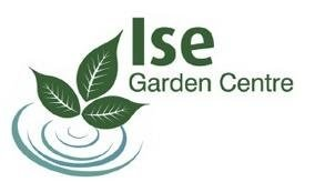 Logo tuincentrum Ise Garden Centre