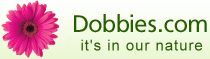 Logo Dobbies Garden World Milton Keynes