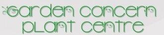 Logo tuincentrum Garden Concern Plant Centre