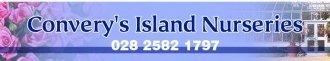 Logo Convery's Island Nurseries