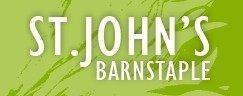 Logo tuincentrum St Johns Garden centre