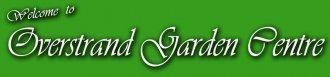Logo tuincentrum Overstrand Garden Centre