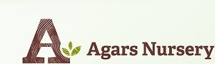 Logo tuincentrum Agars Nursery