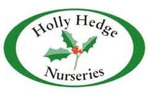 Logo tuincentrum Holly Hedge nurseries