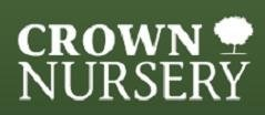 Logo tuincentrum Crown Nursery