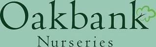 Logo tuincentrum Oakbank Nurseries