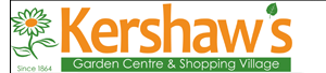 Logo tuincentrum Kershaw Garden Centre