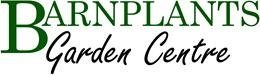 Logo tuincentrum Barnplants