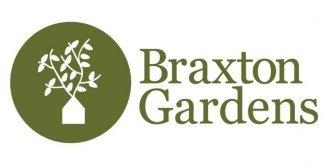 Logo tuincentrum Braxton Gardens