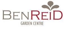 Logo tuincentrum Ben Reid & Co