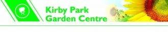 Logo tuincentrum Kirby Park Garden Centre