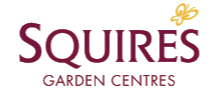 Logo tuincentrum Squires Garden Centre-Crawley