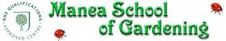 Logo tuincentrum Manea School of Gardening