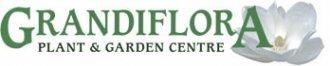 Logo tuincentrum Grandiflora