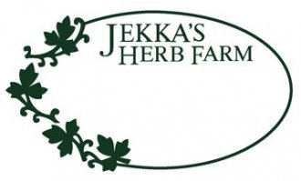 Logo tuincentrum Jekkas Herb Farm
