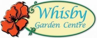 Logo tuincentrum Whisby Garden Centre