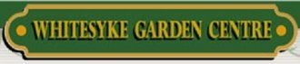 Logo tuincentrum Whitesyke Garden Centre
