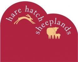 Logo tuincentrum Hare Hatch Sheeplands