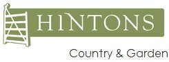 Logo tuincentrum Hintons Country and Garden