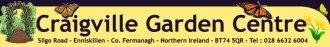 Logo tuincentrum Craigville Garden Centre