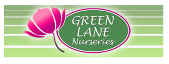 Logo tuincentrum Green Lane Garden Centre