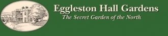 Logo tuincentrum Eggleston Hall Gardens