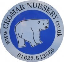 Logo tuincentrum Cromar Nursery