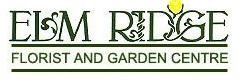 Logo tuincentrum Elm Ridge Garden Centre